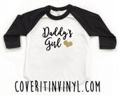 Daddy's Girl - Father's Day Tee - My First Father's Day - Father's Day 2016 - Holiday Shirts - Toddler T-Shirt