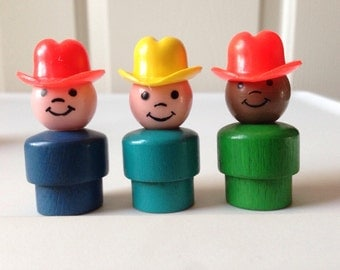 Fisher Price Cowboys