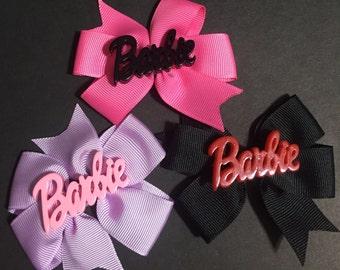 Barbie Mini Pinwheel Bows