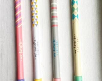 Wellie Gel Pen