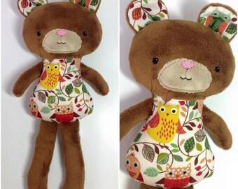 Harvey - Teddy Bear Doll