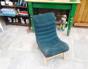 Vintage Childrens Chair 1930s