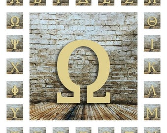 Greek Wooden Sorority Letters for wall decor large cheap Fraterinty letter small