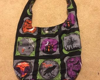 Halloween Hobo Bag