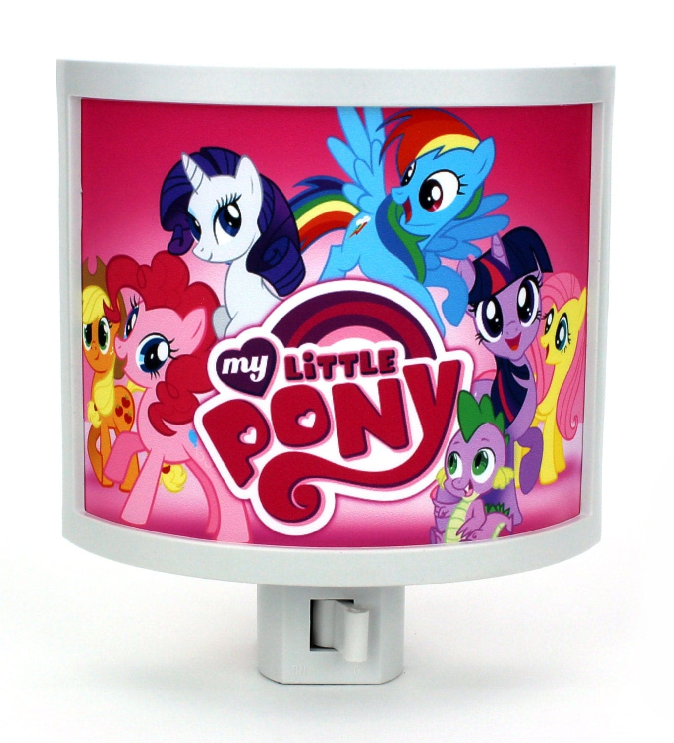 my little pony night light girls room decor gifts under 20 for