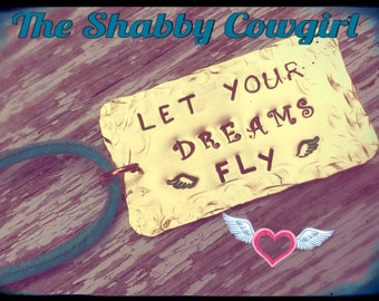 Let Your Dreams Fly necklace