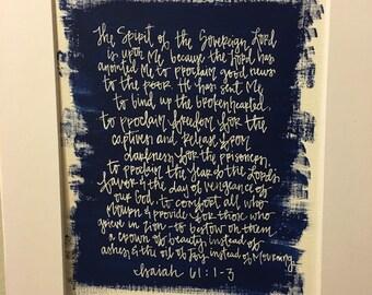 Isaiah 61:1-3