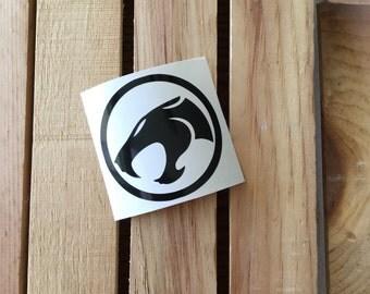 Thundercats Vinyl Decal Sticker