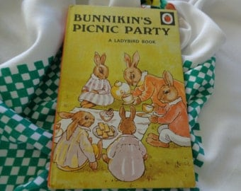 Bunnikins Picnic Party
