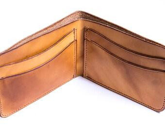 PDF Digital Pattern - Bi-Fold Leather Wallet