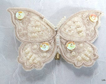 Brooch butterfly, brooch Butterfly