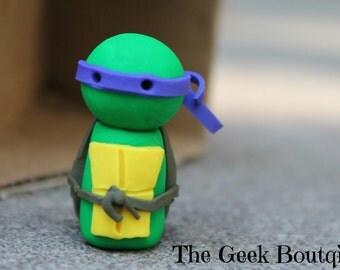 Donatello Clay Figure