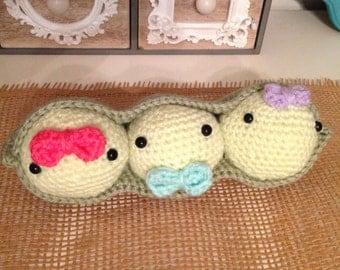 Three Peas in a Pod
