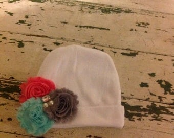 Newborn baby hat/photo prop