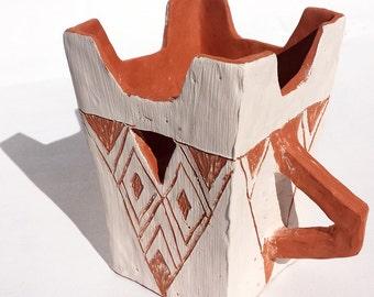 Ibiza Bedouin Ceramic Incense Burner