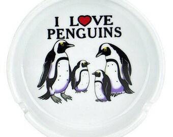 Penguin Ashtray