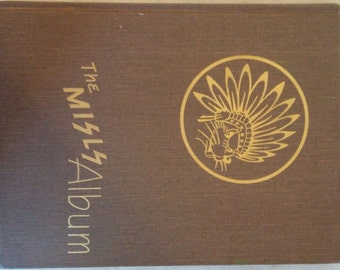 The MISLS Album 1946, US Army Military Intelligence Service, Where the MI Boys were sent, War Book, Hardcover