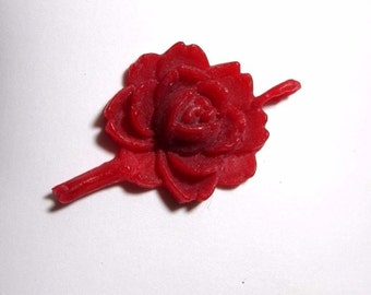Flower Pendant Jewelry Wax Pattern Lost Wax Casting Jewelry Making