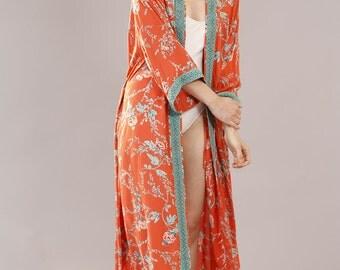 Moulin Rouge Long Kimono