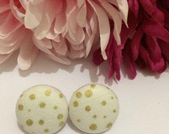 American cotton Earrings