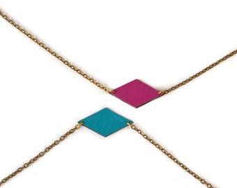 Formica diamond bracelet