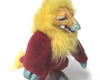 Baku Art Doll