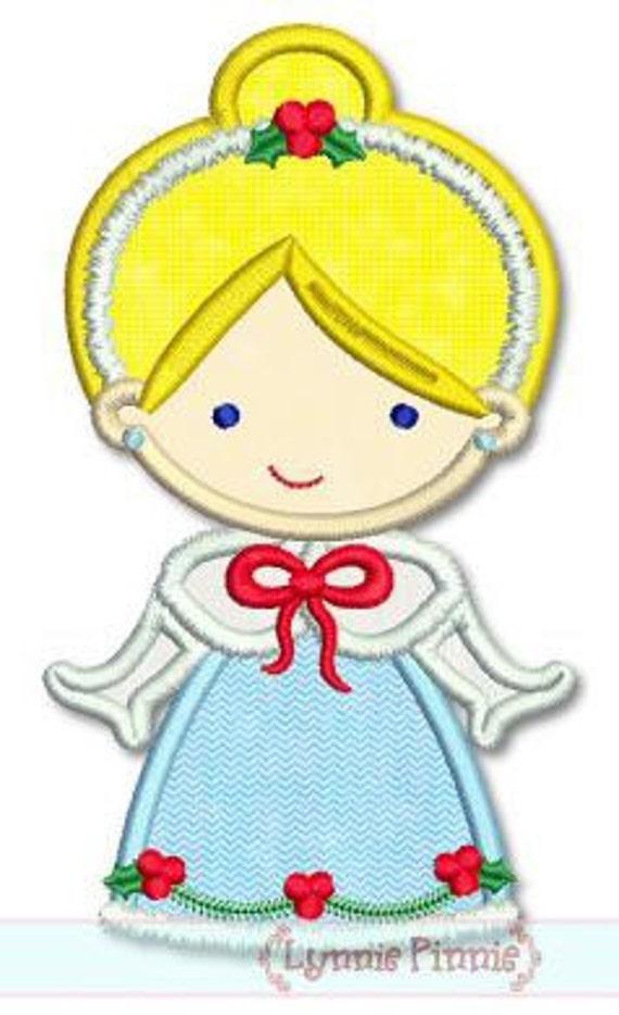 Cinderella Christmas Cutie Embroidered Shirt - Cinderella - Glass Slipper - Disney Princess - Disney Christmas Vacation -