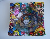 Mario Donkey Kong Nintendo Video Game Characters Microwave Bowl Cozie