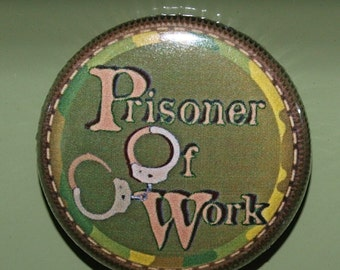 Adult Merit badges-Prisoner of work single