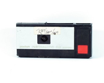 Vintage Kodak Camera, Vintage Camera, Kodak Pocket Instamatic 20 Film Camera for 110 Film, Rangefinder Camera (C1102)