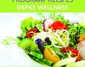 Anti-Inflammatory Recipe Book/6 Week Program/Gluten Free/Sugar Free/Grain Free
