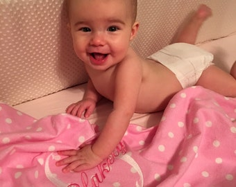 PersonalizedSwaddleBlanket,BabyBlanket,PersonalizedNameBlanket,NewbornBlanket,BabyNameBlanket