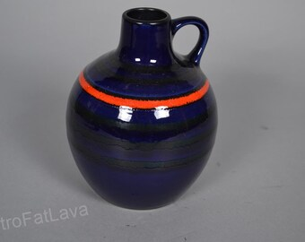 Stunning  S. P. Gerz  West German  ceramic  vase - 503/15