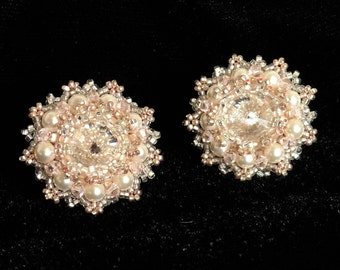 Champagne Soiree Earrings