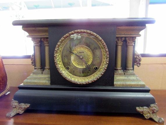 Ingraham mantle clock 1900's working
