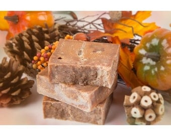 SOAP pumpkin delight / Delight pumpkin soap