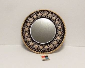 Vintage Selkon Decorative Mirror