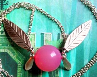 Legend of Zelda-Inspired Healing Fairy Necklace
