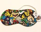 Sleep Mask, Nintendo Char...