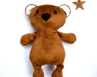 Grizzly Bear Toy Etsy