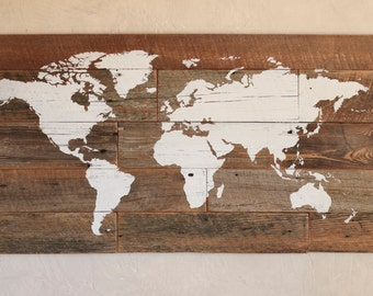 Impressive 20 wood map wall art inspiration design of us map wood wood map wall art wood map etsy gumiabroncs Gallery