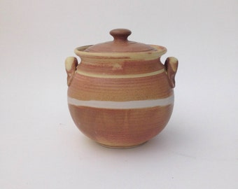 Ceramic Soup Jar