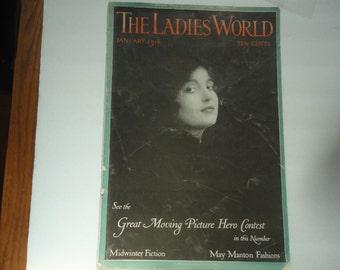 The Ladies World -1914