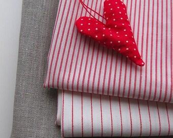 Three half yard Set of Fabric