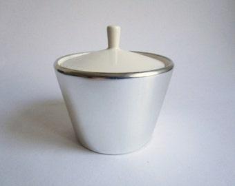 Rare vintage MELITTA sugar bowl, German vintage