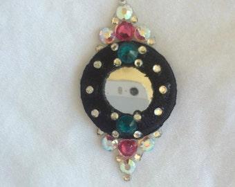 Rhinestone Mirror Bindi