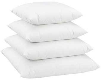 Poly Cotton Pillow Insert