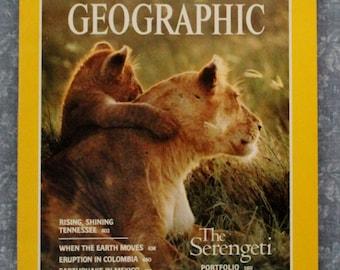 National Geographic MagazineVol. 169, No. 5 May 1986