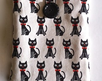 Cats Cover for Kindle, Handmade Cats eReader Case, Cats Sleeve for Kindle