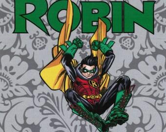 Robin: DC Comics fabric print